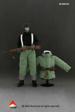 "Toys City 1/6 Scale 12"" WWII German Wehrmacht Paratroopers Jacket Suit AL-10011A"