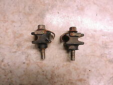 Yamaha VT480 VT 480 Venture Snowmobile rear back shock spring holder guides