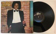 Michael Jackson - Off The Wall - 1979 1st Press Vinyl LP  FE 35745 (NM-)