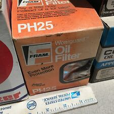 GM and AMC oil filter, Fram  PH-25, NOS.   Item:  4210