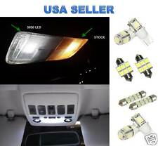 9 X White Led Lights Bulbs Interior Package Kit For Honda Accord 2003-2012