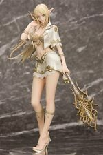 Lineage 2 Elf 1/7 scale PVC FCigure 22.5cm Infinity Cepter &Sword of miracle NEW