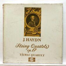 TATRAI QUARTET - HAYDN 6 string quartets op.17 HUNGAROTON 3xLPs box NM