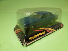 MEBETOYS  A121 FORD GRANADA -  BLUE 1:43 - EXCELLENT IN BOX