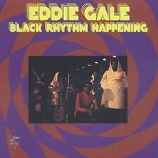 Black Rhythm Happening Eddie Gale new sealed CD free jazz soul funk Elvin Jones