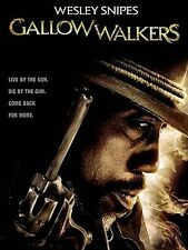BRAND NEW DVD // Gallow Walkers // WESLEY SNIPES // ZOMBIE WESTERN // HORROR