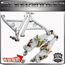 ADJUSTABLE LOWER CONTROL ARM fits NISSAN 240SX 89-94 S13 95-98 S14 Silver