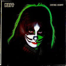 Peter Criss Kiss Solo Lp Rare Venezuela Pressing Import