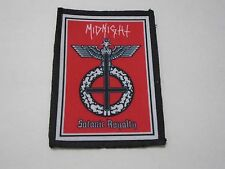 MIDNIGHT SATANIC ROYALTY SUBLIMATED PATCH