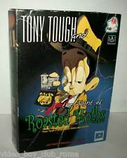 TONY TOUGHT AND THE NIGHT OF ROASTED MOTHS USATO BIG BOX PRIMA STAMPA PC FR1