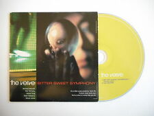 THE VERVE : BITTER SWEET SYMPHONY - SO SISTER [ CD SINGLE ] ~ PORT GRATUIT