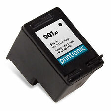 CC654AN HP 901XL Ink Cartridge Black for OfficeJet J4660 J4680 J4680c 4500