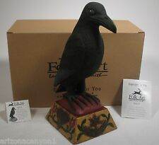 THE RAVEN LEO SMITH BNIB SEE OUR STORE ESPECIALLY FOR YOU BRAND NEW IN BOX