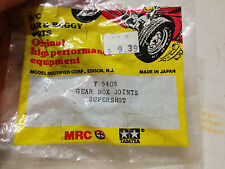 MRC TAMIYA ORIGINAL RC PARTS BAG SUPERSHOT GEAR BOX JOINTS Y5405