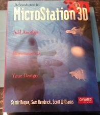 Adventures In Microstation 3D. Add Another Dimension To Your Design. Book & Disc