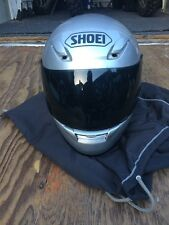 Shoei RF-1000 Silver MED - Lightly Used!