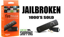 IN STOCK - AMAZON FIRE TV STICK JAILBROKEN 17 - Latest and Greatest ALEXA Remote