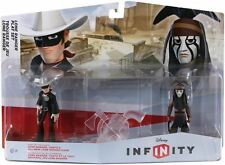 Disney Infinity: The Lone Ranger Lone Ranger & Tonto Playset - Action Figure NEW