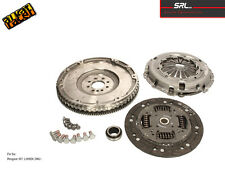 Peugeot 307 2.0HDI clutch kit. From dual mass to solid flywheel conversion kit.