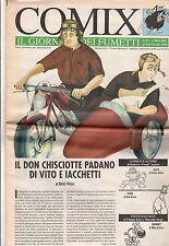 riviste fumetti- COMIX IL GIORNALE DEI FUMETTI Anno 1993 Numero 47