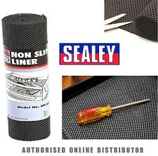 Sealey Non Slip Anti Slip Matt Liner Tool Box Lining 2845x450mm Size Roll AP/NSL