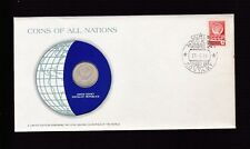 Union Soviet 1978 20 KOPECKS Coin Stamp Cover FDC Coins All Nations Set C-1