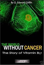 World Without Cancer + Diseases are Not Supposed to Happen 2 DVD Set Health