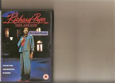 RICHARD PRYOR HERE AND NOW DVD STAND UP COMEDY