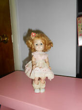 Vogue Ginny Doll 1950's or early 1960's with outfit and shoes