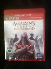 Assassin's Creed II Greatest Hits  (Sony Playstation 3, 2009) *New, Sealed*