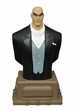 Dc Superman Animated Series Bust Lex Luthor by Diamond Select