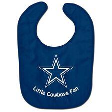 NWT NFL Dallas Cowboys Wincraft Baby Infant Bib w/ Velcro Closure NEW!