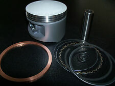Kawasaki KL250 Bigbore kit 9.6:1 CR piston, rings & head gasket KLR250 78 - 82
