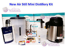 New Still Spirits Air Still Mini Distillery Kit Make Pure Water Essencial Oil