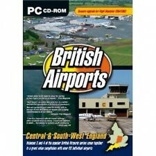 British Airports Central & South West England (PC CD) NEW SEALED