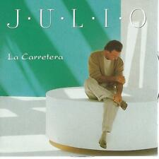 CD album JULIO IGLESIAS - LA CARRETERA  ESPANA POP