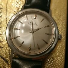 Vintage Lucien Piccard Swiss Manual-Wind Watch - Works and Looks Great!