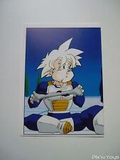 Autocollant Stickers Dragon Ball Z Part 6 N°72 / Panini 2008