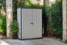 NEW BOXED KETER  High Store SHED  OUR SALE ITEM