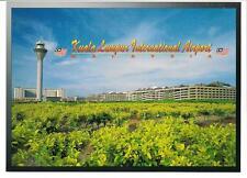 AK Malaysia: Hauptstadt Kuala Lumpur, Internationaler Flughafen