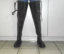 Double Life Vintage Waders Watstiefel - Made in Holland GR 41  - Gummistiefel 2