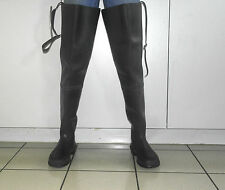 Double Life Vintage Waders Watstiefel - Made in Holland GR 41  - Gummistiefel