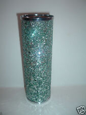 BATH & BODY WORKS MINT GLITTER FINE FRAGRANCE MIST SLEEVE HOLDER HOLIDAY