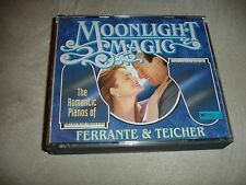 Ferrante & Teicher Moonlight Magic The Romantic Pianos Readers Digest 3 CD Set