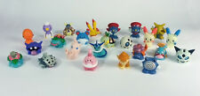 POKEMON KIDS - Lot de 24 petites Figurines finger puppets Nintendo Bandai Japon