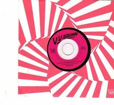 (FR981) V V Brown, Quick Fix - 2008 DJ CD