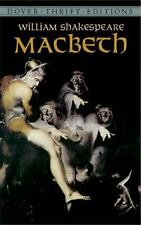 The Tragedy of Macbeth by William Shakespeare (1993,...