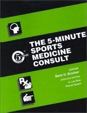 The 5-Minute Sports Medicine Consult-ExLibrary