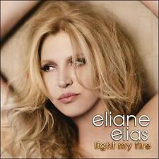 Light My Fire by Eliane Elias (CD, May-2011, Concord)