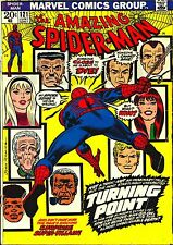 the AMAZING SPIDERMAN comic cover  #121 the NIGHT GWEN STACEY DIED   A4   POSTER